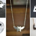 jewelry 5 FAVORITE BAT NECKLACES