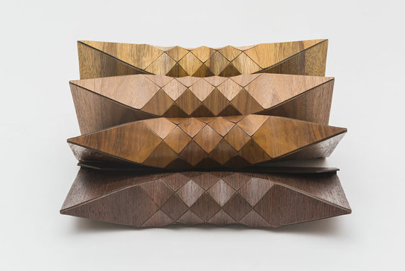 Tesler + Mendelovitch Wooden Clutches