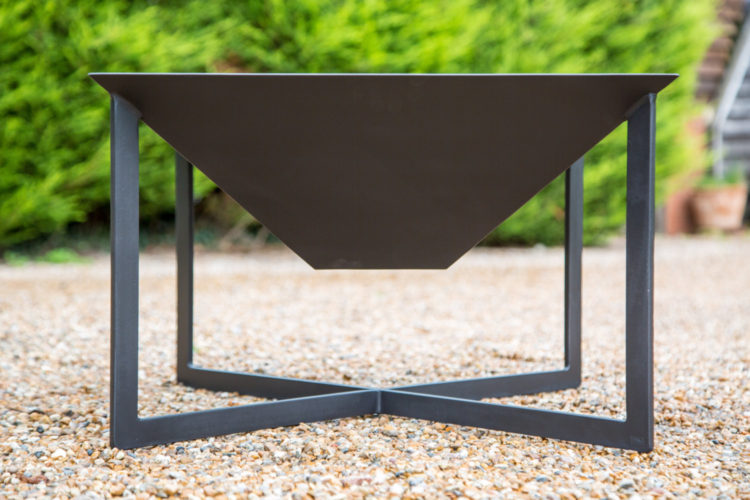 Modern Fire Pit by Taylor Brooks UK [buy]